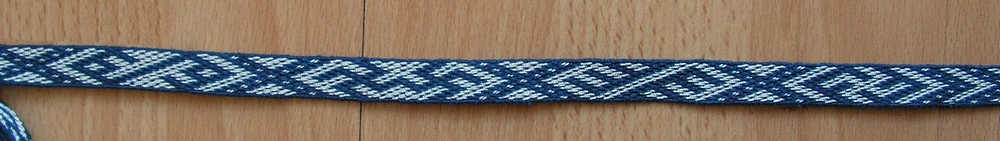 H 03_06, Birka, Szwecja, IX - Xw.  tablet weaving