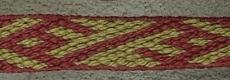 H 04, Birka, Szwecja, IX - Xw. tablet woven
