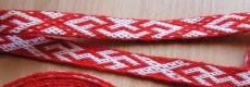 H 05, Birka, Szwecja, IX - Xw. tablet weaving