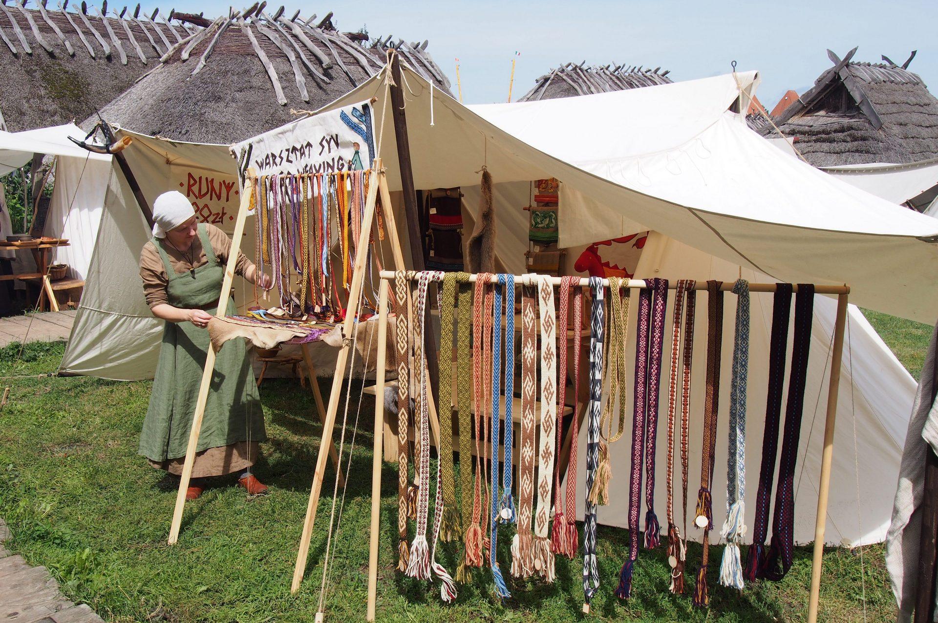 Warsztat Syv tablet weaving